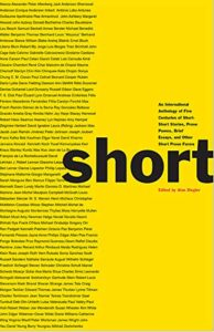 The Best Prose Poetry - Short: An International Anthology Alan Ziegler (editor)