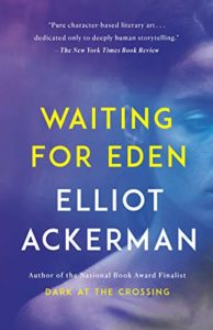 The Best Apocalyptic Fiction - Waiting for Eden by Elliot Ackerman