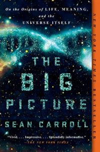 The best books on Cosmology - The Big Picture: On the Origins of Life, Meaning, and the Universe Itself by Sean M Carroll