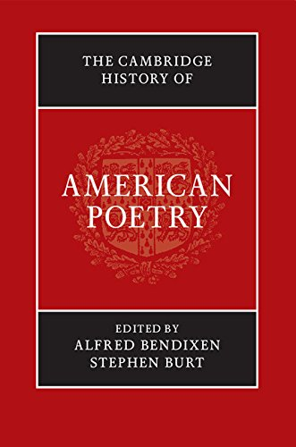 The Best American Poetry - The Cambridge History of American Poetry by Alfred Bendixen & Stephen Burt (eds.)