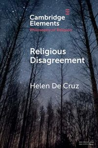 The Best Illustrated Philosophy Books - Religious Disagreement by Helen De Cruz
