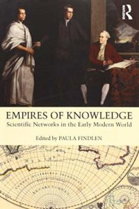 The best books on Galileo Galilei - Empires of Knowledge: Scientific Networks in the Early Modern World by Paula Findlen (editor)