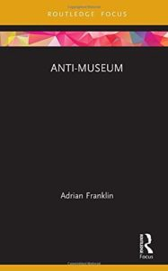 Best Books on the Art Museum - Anti-Museum by Adrian Franklin