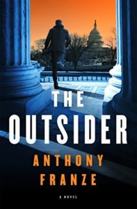 The Best Thrillers of 2020 - The Outsider: A Novel by Anthony Franze