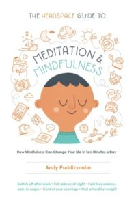 Meditation Books - The Headspace Guide to Meditation and Mindfulness by Andy Puddicombe