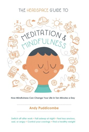 A Meditation Expert's Favorite Books - The Headspace Guide to Meditation and Mindfulness by Andy Puddicombe
