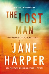 The Best Crime Fiction of 2019 - The Lost Man by Jane Harper