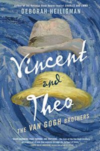 The Best Nonfiction Books for Teens - Vincent and Theo: The Van Gogh Brothers by Deborah Heiligman