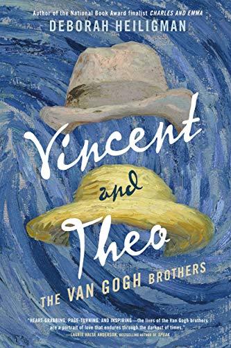 Vincent and Theo: The Van Gogh Brothers by Deborah Heiligman