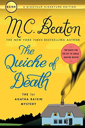 The Quiche of Death by M C Beaton