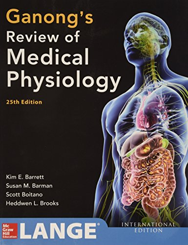 Ovarian Cancer: a reading list - Ganong's Review of Medical Physiology by Kim Barrett et al