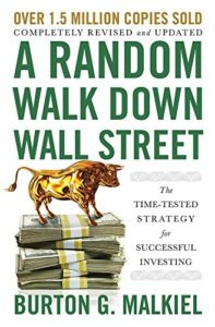 Best Investing Books for Beginners - A Random Walk Down Wall Street by Burton Malkiel