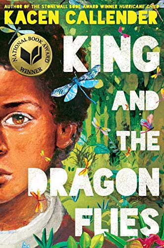 King and the Dragonflies by Kacen Callender, narrated by Ron Butler