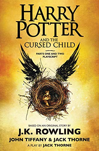 Harry Potter and the Cursed Child, Parts One and Two by J.K. Rowling