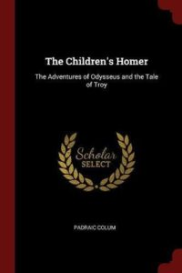 The best books on Greek Myths - The Children's Homer by Padraic Colum