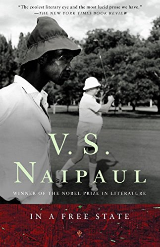 Esi Edugyan on Books That Influenced Her - In a Free State by V S Naipaul