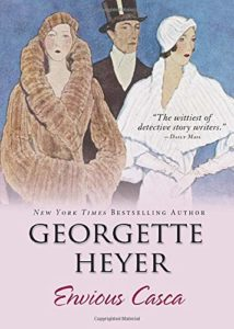The Best Classic Christmas Mysteries - Envious Casca by Georgette Heyer