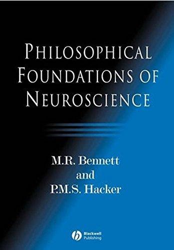 The best books on Wittgenstein - Philosophical Foundations of Neuroscience by Max Bennett, Peter Hacker & v