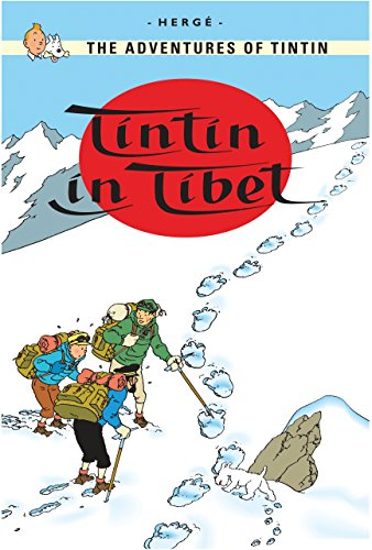 The Best Graphic Novels for Eight Year Olds - Tintin in Tibet by Hergé