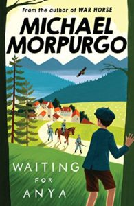 Michael Morpurgo on His Novels - Waiting For Anya by Michael Morpurgo