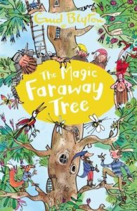 The best books on Trees For Younger Readers - The Magic Faraway Tree by Enid Blyton