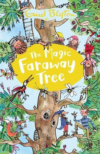 The best books on Puppeteering - The Magic Faraway Tree by Enid Blyton