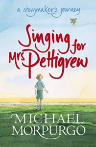 Michael Morpurgo on His Novels - Singing For Mrs Pettigrew by Michael Morpurgo