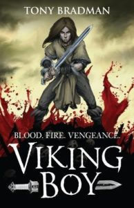 The Best Viking History Books for Kids - Viking Boy by Tony Bradman