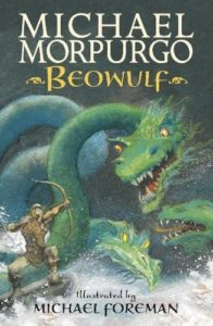 The Best Viking History Books for Kids - Beowulf by Michael Morpurgo