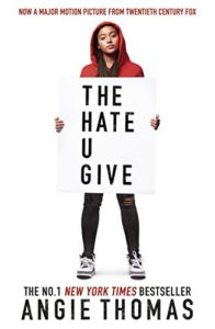 The best books on Interracial Relationships - The Hate U Give by Angie Thomas