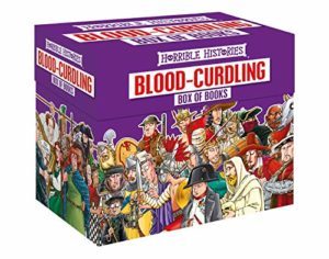 Horrible Histories Boxset by Terry Deary