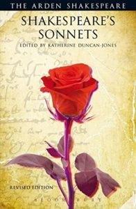 The best books on Shakespeare's Sonnets - Shakespeare's Sonnets by Katherine Duncan-Jones & William Shakespeare