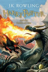 The Best Harry Potter Books - Harry Potter and the Goblet of Fire by J.K. Rowling