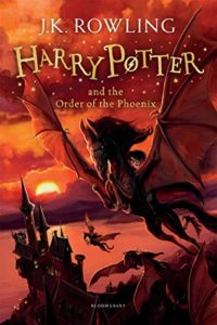 The Best Harry Potter Books - Harry Potter and the Order of Phoenix by J.K. Rowling