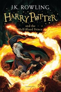 The Best Harry Potter Books - Harry Potter and the Half-Blood Prince by J.K. Rowling