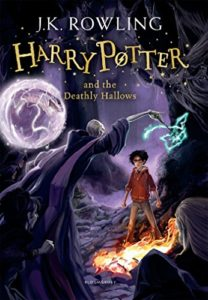 The Best Harry Potter Books - Harry Potter and the Deathly Hallows by J.K. Rowling