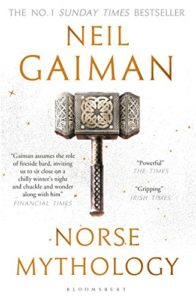 The Best Viking History Books for Kids - Norse Mythology by Neil Gaiman