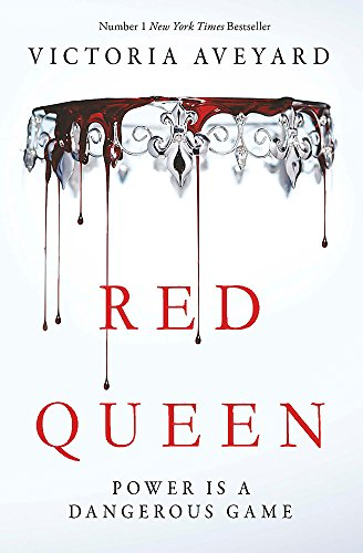 The Best Fantasy Books for Young Adults - Red Queen (Red Queen Series Bk 1) by Victoria Aveyard