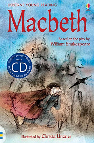 Best Shakespeare Books for Kids - Macbeth by Conrad Mason