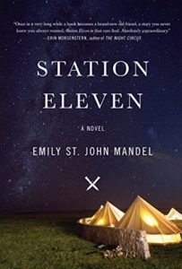 The Best Apocalyptic Fiction - Station Eleven by Emily St John Mandel