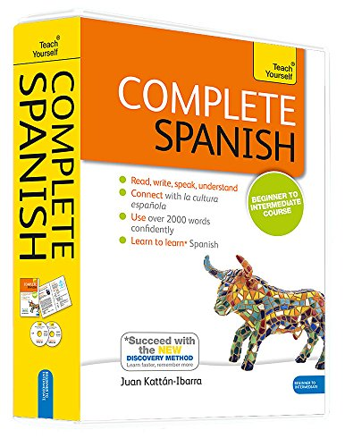 Complete Spanish: A Teach Yourself Program by Juan Kattan-Ibarra