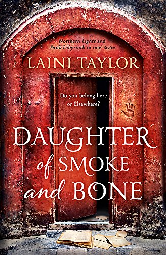 The Best Fantasy Books for Young Adults - Daughter of Smoke and Bone by Laini Taylor