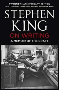 The best books on How to Write - On Writing: A Memoir of the Craft by Stephen King