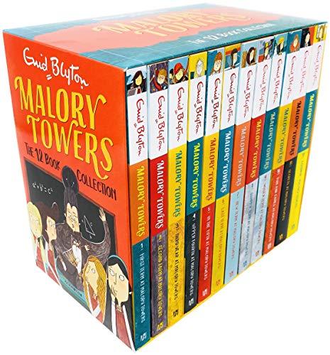 Mallory Towers Boxset by Enid Blyton