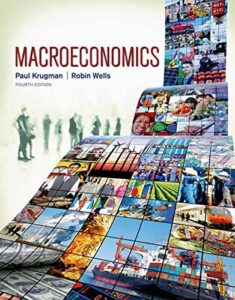 Books that Inspired a Liberal Economist - Macroeconomics by Paul Krugman & Robin Wells