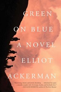 The Best Apocalyptic Fiction - Green on Blue: A Novel by Elliot Ackerman