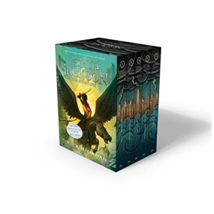 Percy Jackson and the Olympians Boxset by Rick Riordan