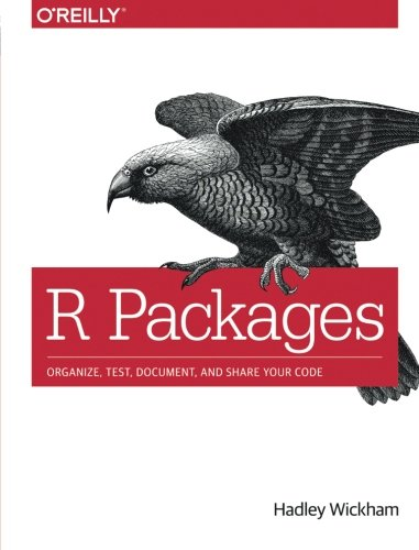 The best books on Computer Science for Data Scientists - R Packages: Organize, Test, Document, and Share Your Code by Hadley Wickham