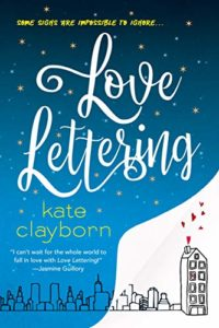 The Best Romance Audiobooks - Love Lettering by Kate Clayborn & Nicol Zanzarella (narrator)