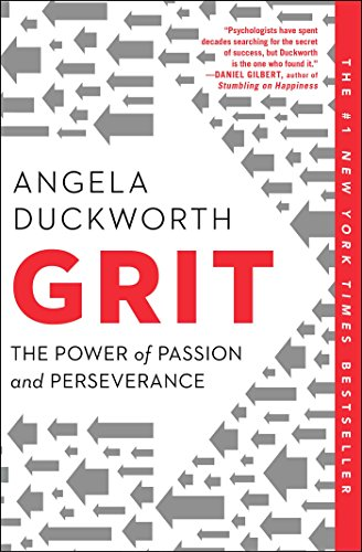 The best books on Character Development - Grit: The Power of Passion and Perseverance by Angela Duckworth